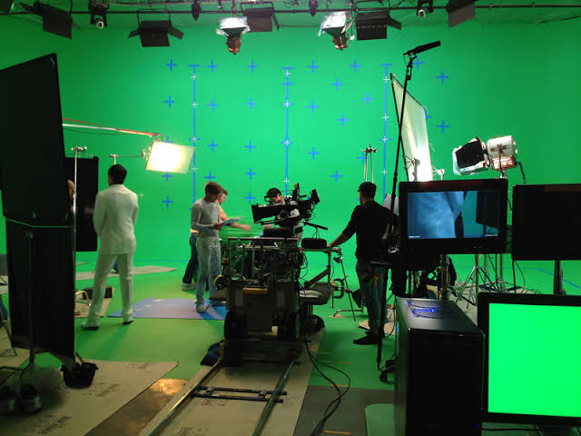 Penjelasan green screen