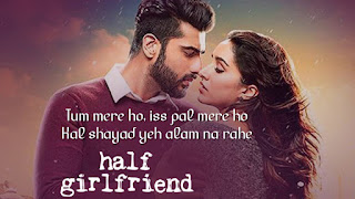 Main Phir Bhi Tumko Chahunga Piano Notes From Half Girlfriend