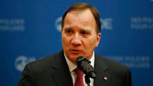 Perdana Menteri Swedia Lakukan Isolasi Mandiri