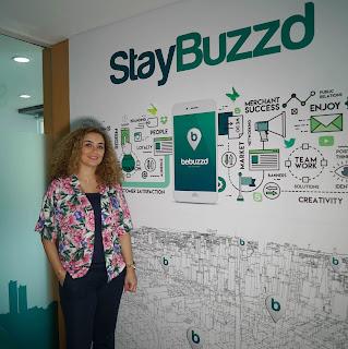 Sara Kobayaa, Merchant Success Manager, Bebuzzd