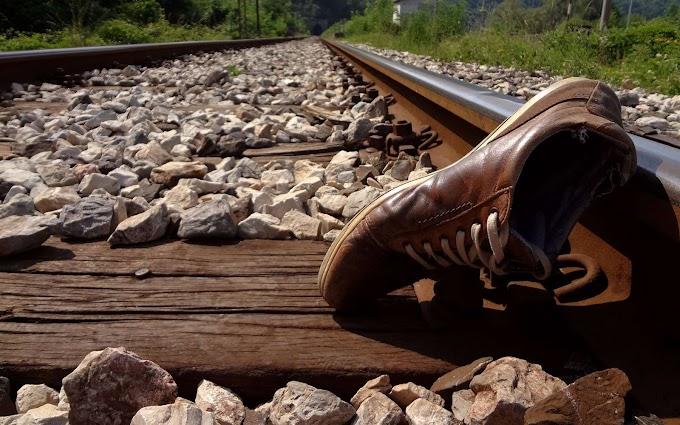 Gázolt a vonat a pinnyei vasútállomáson