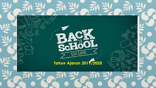 Awal masuk Sekolah tahun 2019