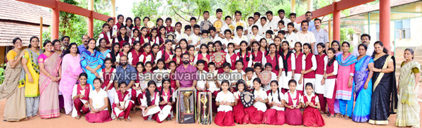 Kerala, News, Bekal, School, PTA, Students, Winner, Kalolstavam, Bekal sub district school Kalolsavam; Vellikkoth school champions.