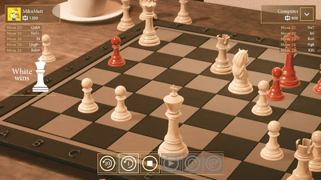 Nintendo Switch Chess game review