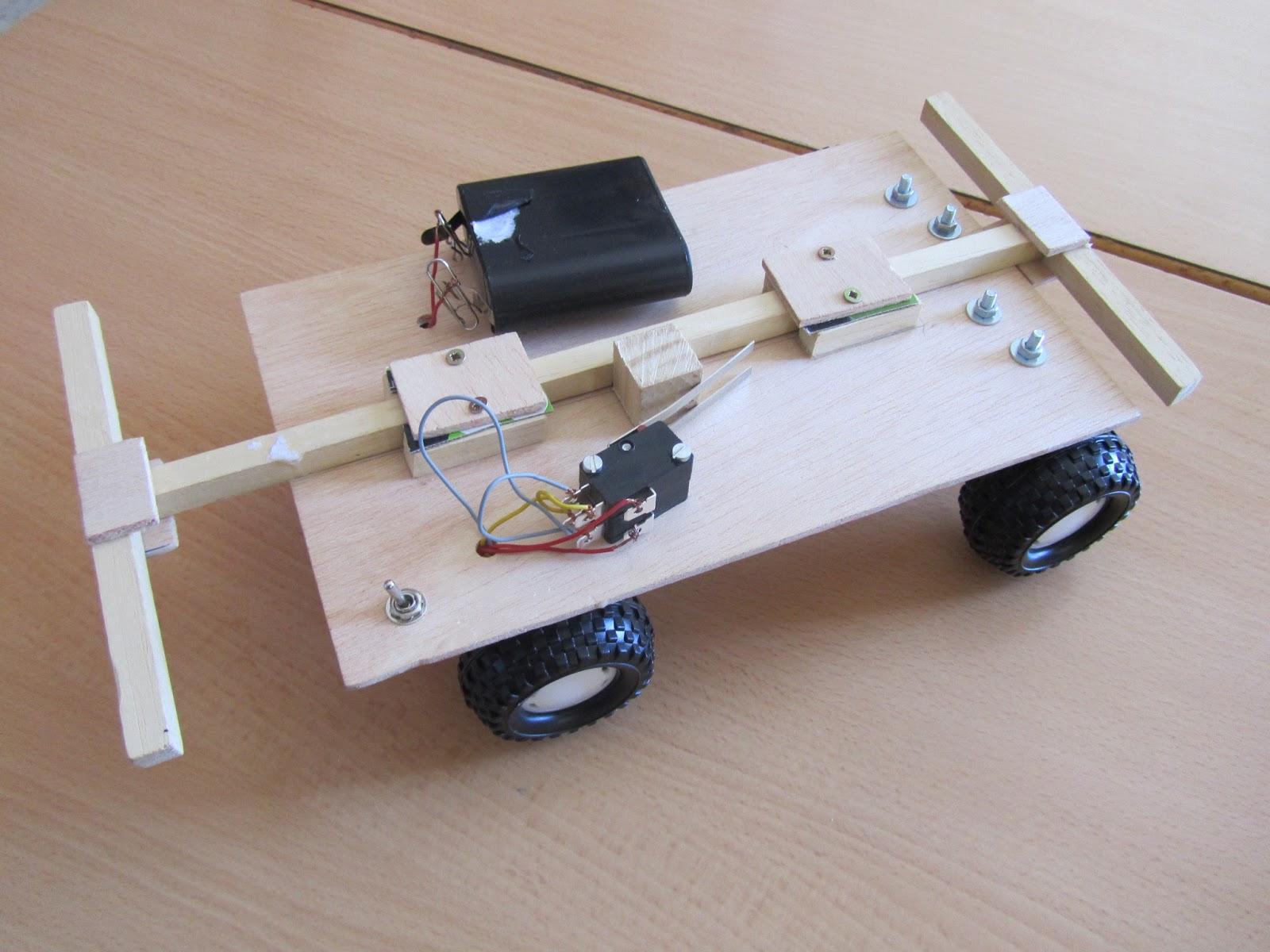 Tecnolog a escolar e s o proyecto telef rico rebotador for Proyecto construccion de aulas escolares
