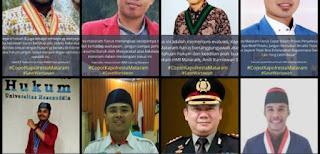 Dituding Lamban Tangani Kasus Penganiayaan Jurnalis, OKP Cipayung Plus Desak Kapolda Copot Kapolresta Mataram