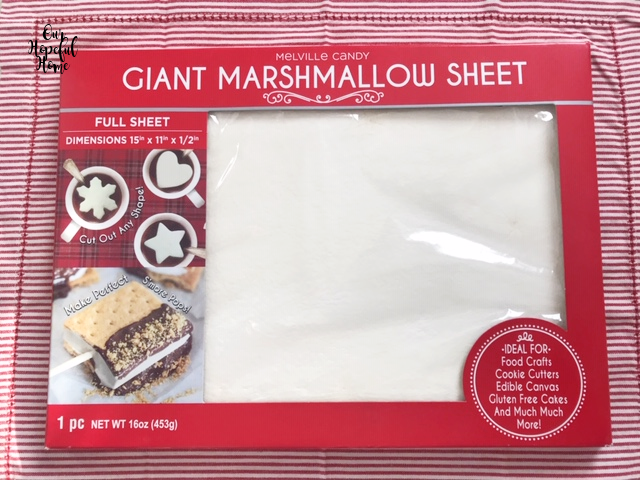 Melville candy giant marshmalow sheet