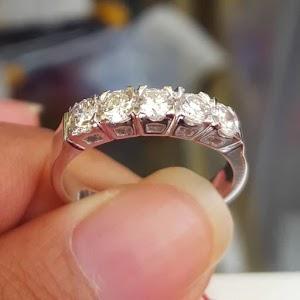 cincin emas muda