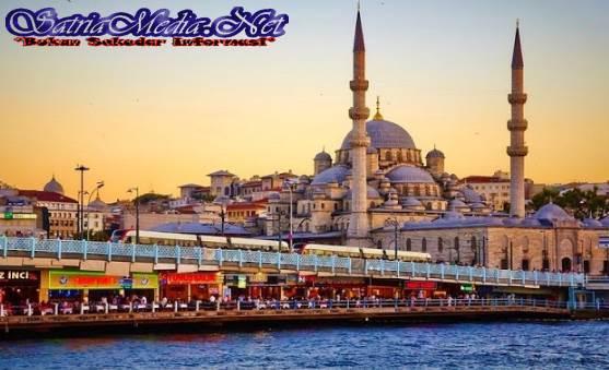 Masjid Terindah dan Besar di Kota Istanbul