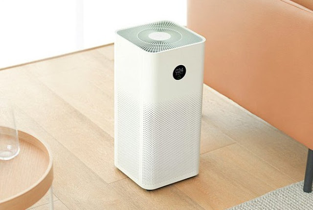 Xiaomi launched the Mi Air Purifier 3 in India at Rs.9,999