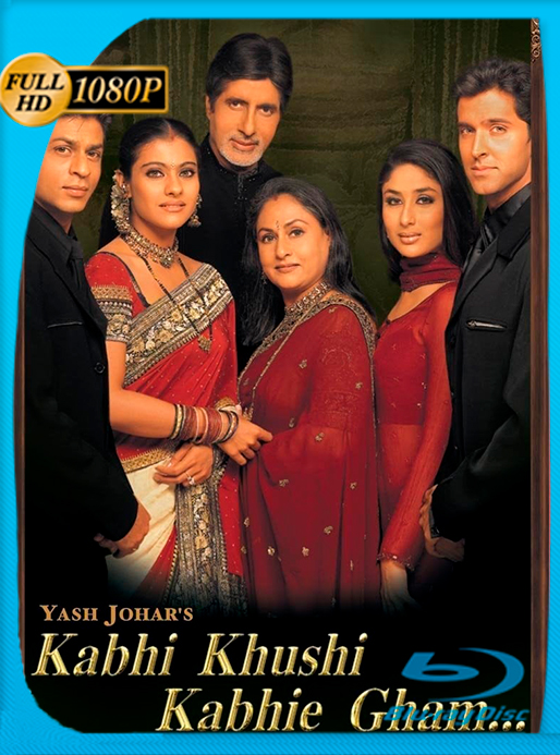 La Familia Hindu (2001) HD 1080p Subtitulada [GoogleDrive] [Cespa92]