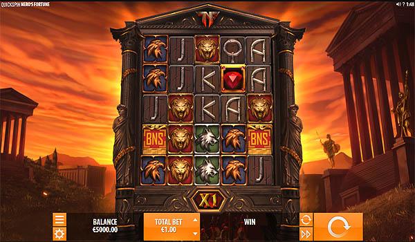 Main Slot Gratis Indonesia - Neros Fortune (Quickspin)