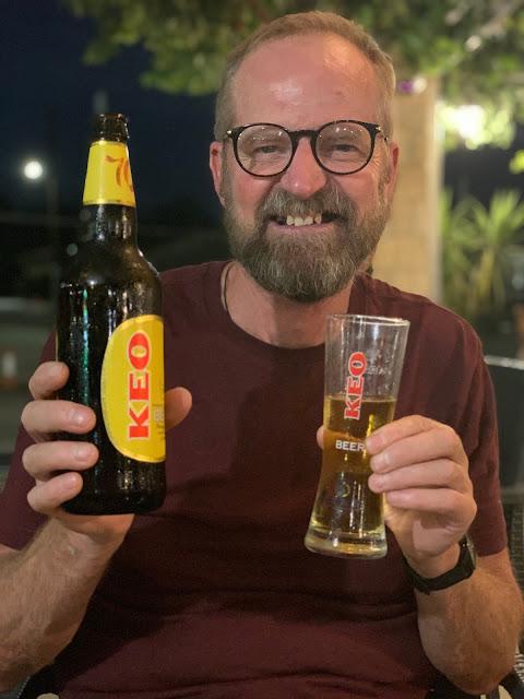 KEO beer, Cyprus
