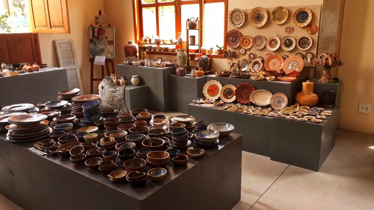 Casa do artesão, Cunha, Estrada Real
