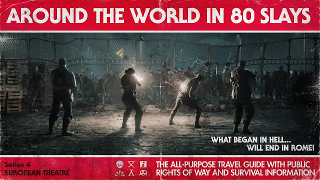 Zombie Army - around the world in 80 slays
