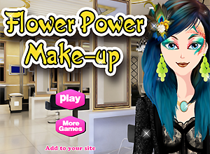Flower Power Make Up