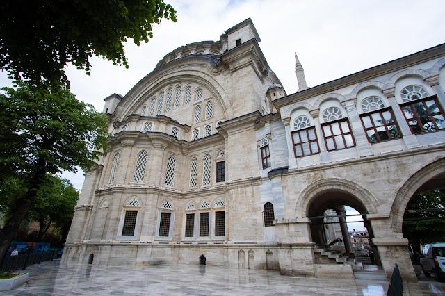 Moschea della Luce di Osman-Istanbul