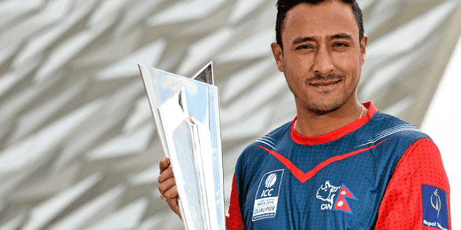 Interview of Paras Khadka