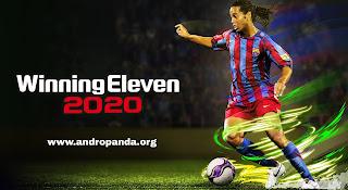 تحميل لعبة Winning eleven 2020 - WE 20 مجانا للاندرويد