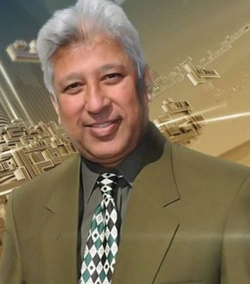 Picture of Khalid Hameed PTV Newscaster