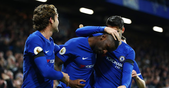 Video Cuplikan Gol Chelsea 1-0 Swansea City | Liga Inggris Pekan 36