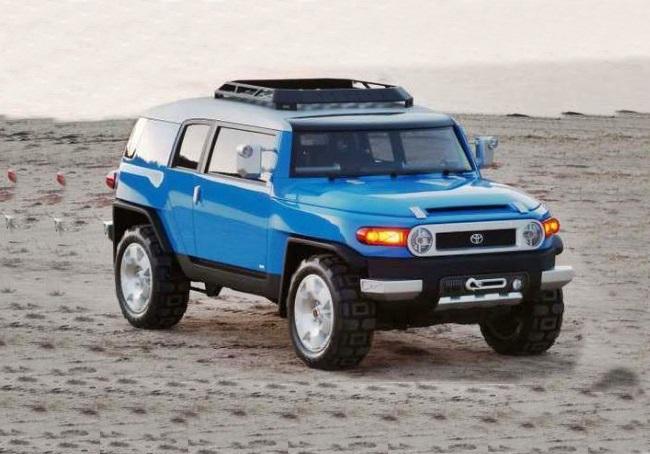 2017 Toyota Fj Cruiser Review