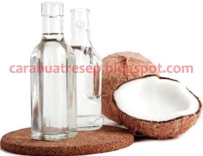 Foto Resep Minyak Kelapa Murni Virgin Coconut Oil (VCO) Sederhana Dengan Cara Basah atau Metoda Fermentasi Spesial Asli Enak