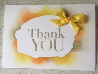 thank you zena kennedy independent stampin up demonstrator