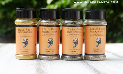 Silly Fish Seasoning