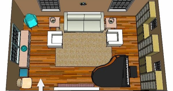 Cara Mengatur Tata Letak Ruang Rumah - Rancangan Desain Rumah Minimalis