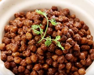 Kala Chana Recipe - How to Make Black Chana at Home