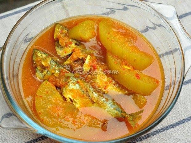 resepi ikan kembung goreng asam jawa ukebaya Resepi Masak Ikan Pindang Pedas Enak dan Mudah