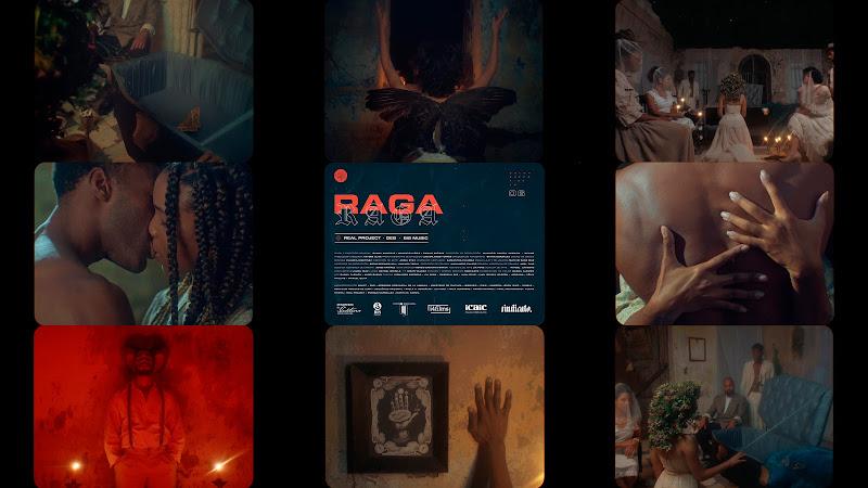 Real Project - ¨RAGA¨ - Videoclip - Dirección: Daniel Santoyo - Mauricio Llópiz - Camilo Suárez. Portal Del Vídeo Clip Cubano. Música cubana. CUBA.
