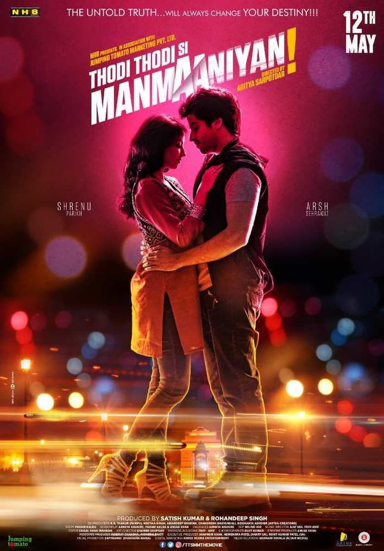 Thodi Thodi Si Manmaaniyan 2017 Hindi Movie 300MB HDRip Download