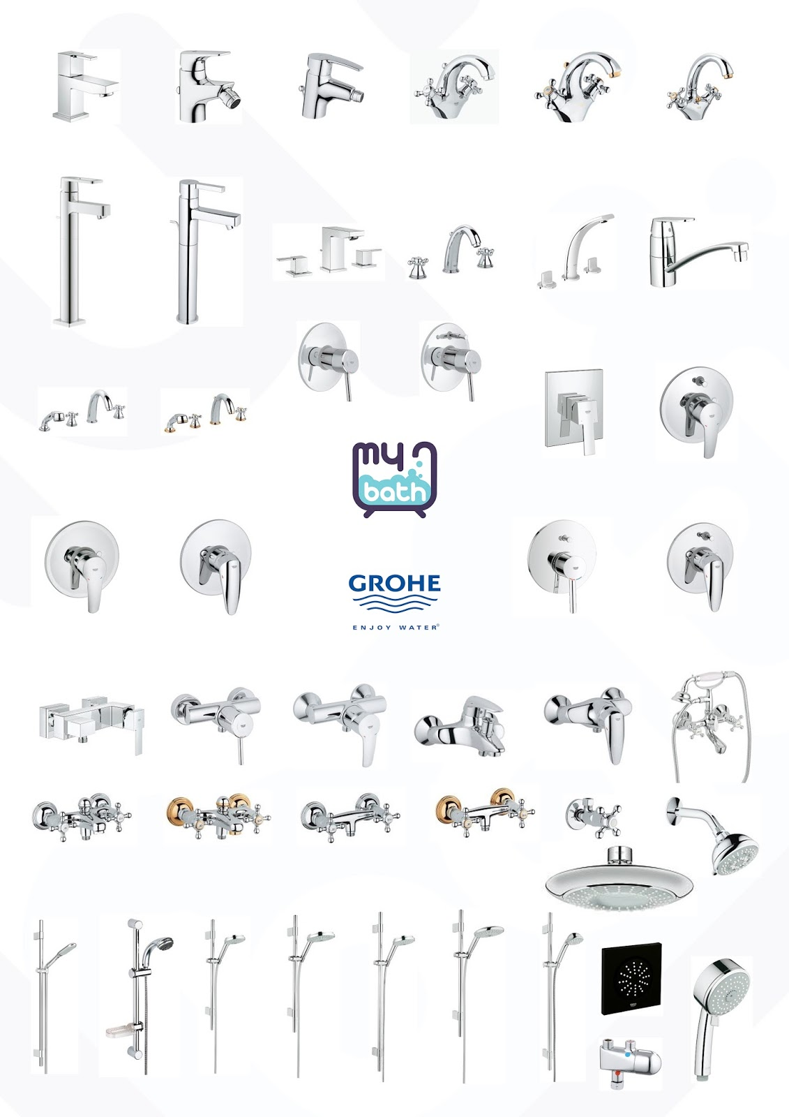 MyBath: BIG OFFER for selected Grohe Products