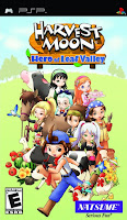 Harvest Moon Hero of the Leaf Village