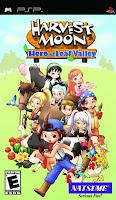Harvest Moon Hero of the Leaf Village
