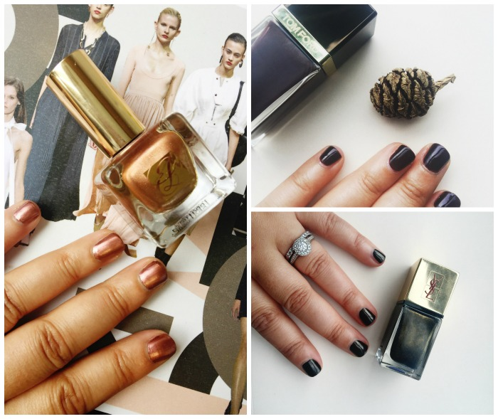 Best Autumn Nail Colours