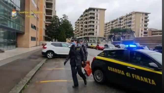 """Firenze: operazione """"Panamera"""" lavoratori sfruttati, bancarotta fraudolenta e frode fiscale"""