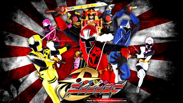 Shuriken Sentai Ninninger Episode 01 – 47 BATCH Subtitle Indonesia