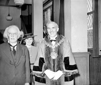 David Lloyd George 17 June 1941 worldwartwo.filminspector.com