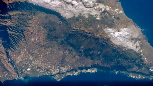 Vulcão pode entrar em erupção e fazer tsunami atingir o Paraná