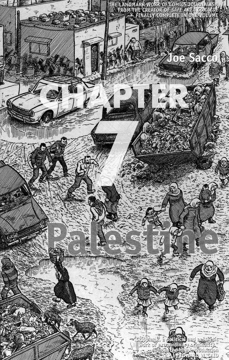 Read chapter 7 of Joe Sacco - Palestine online