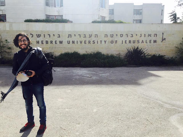 O Deputado Federal Jean Wyllys visita Israel