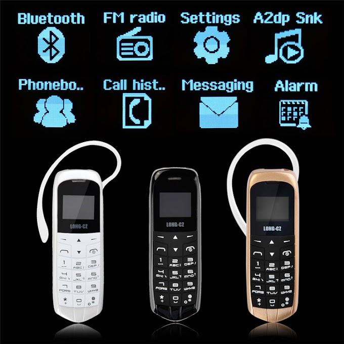 هاتف LONG-CZ J8 الاصغر حجما بسعر 22 دولار على متجر Banggood
