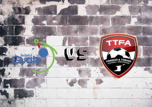 Guatemala vs Trinidad y Tobago  Resumen