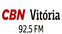 Rádio CBN FM 92,5 de Vitória ES