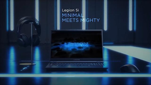 Spesifikasi Buas Laptop Gaming Lenovo Legion 5 Dan Legion 5i