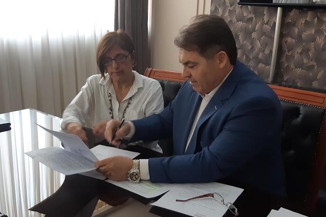 Υπογραφή Σύμβασης για την κατασκευή του κολυμβητηρίου στο Άργος - Ξεκινάει εντός των επόμενων ημερών (βίντεο)