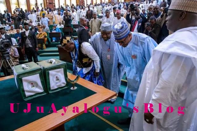 Must Read: President Muhammad Buhari's 2018 Budget Proposal